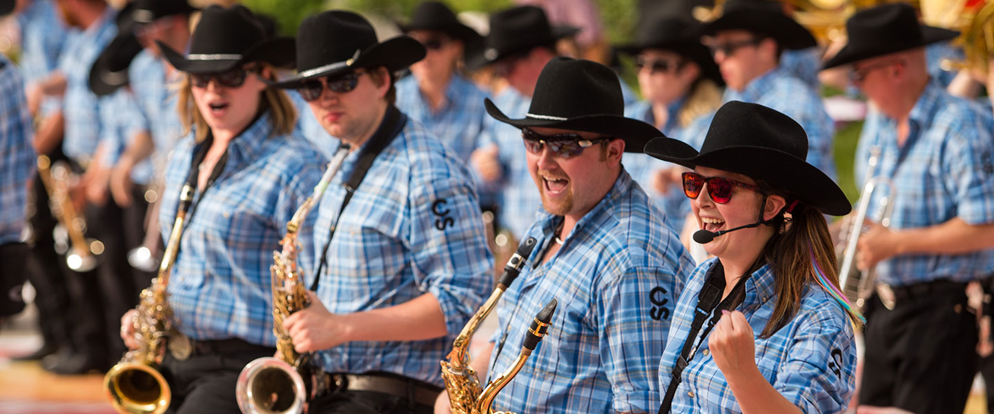 Band Of Outriders Calgary Stampede July 5 14 2019